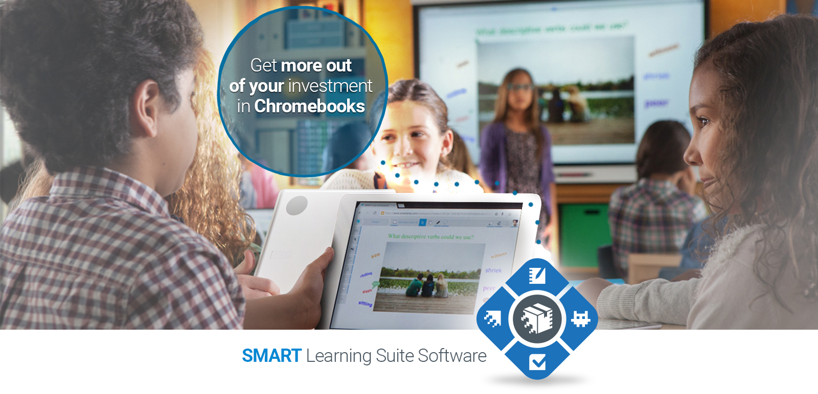 Using SMART with a Chromebook™ - Teq