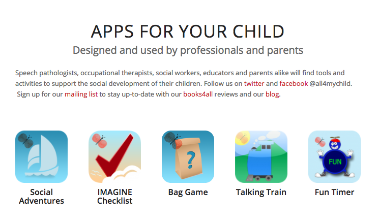 Apps for My Child