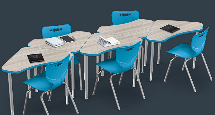 Modular Furniture Brings Simplicity And Functionality To Any Clroom Designed For A Variety Of Learning Styles Promote Collaboration