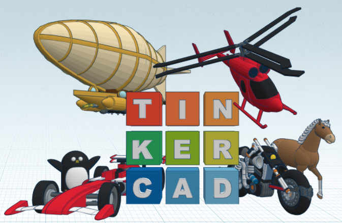 Tinkercad and steam 3d design and printing teq Tinkercad 3d