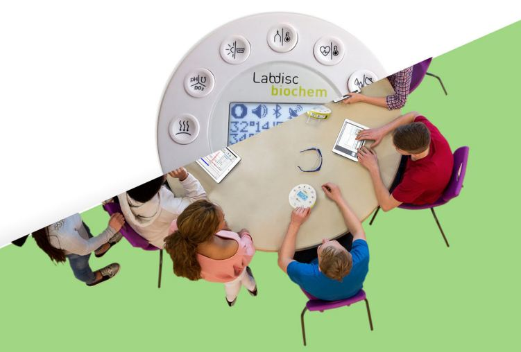 Labdisc ebook