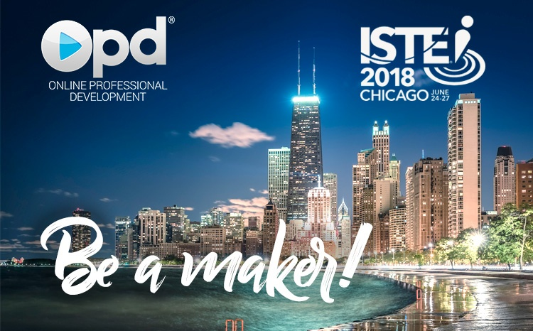 Teq PD at ISTE 2018