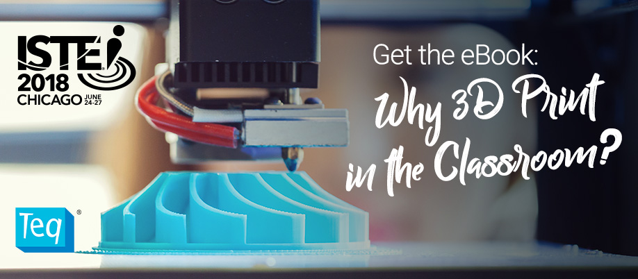3D Printing in the classroom eBook