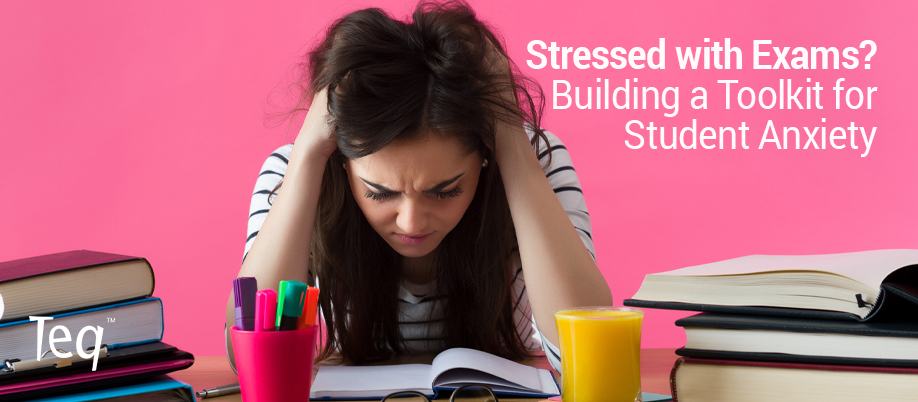 stressed student toolkit
