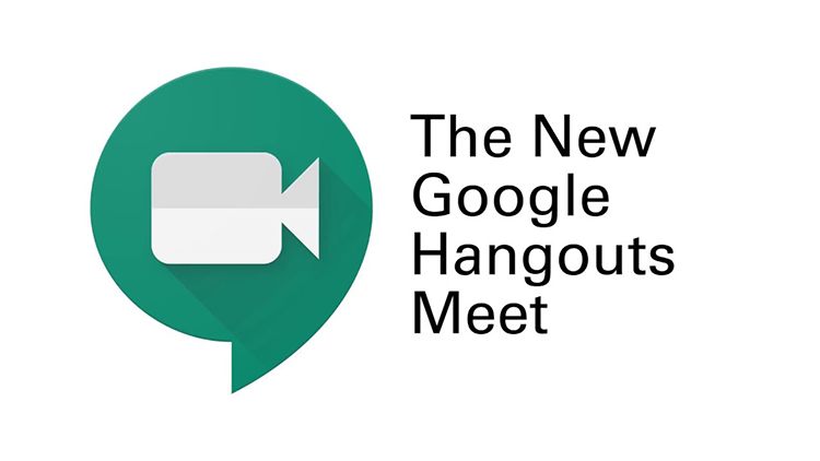 Google Meet for distance learning