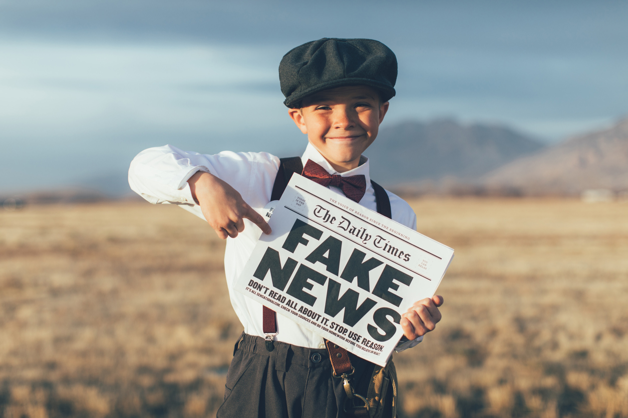 Online Teaching Resources for Spotting Misleading Media