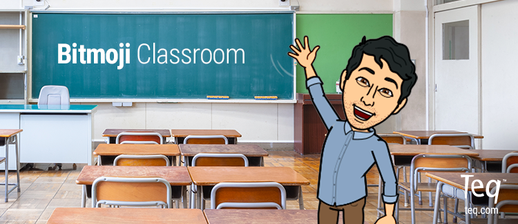 Build a Remote Community with Bitmoji Classrooms