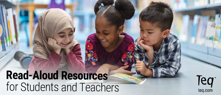 Read-Aloud Resources for Students and Teachers