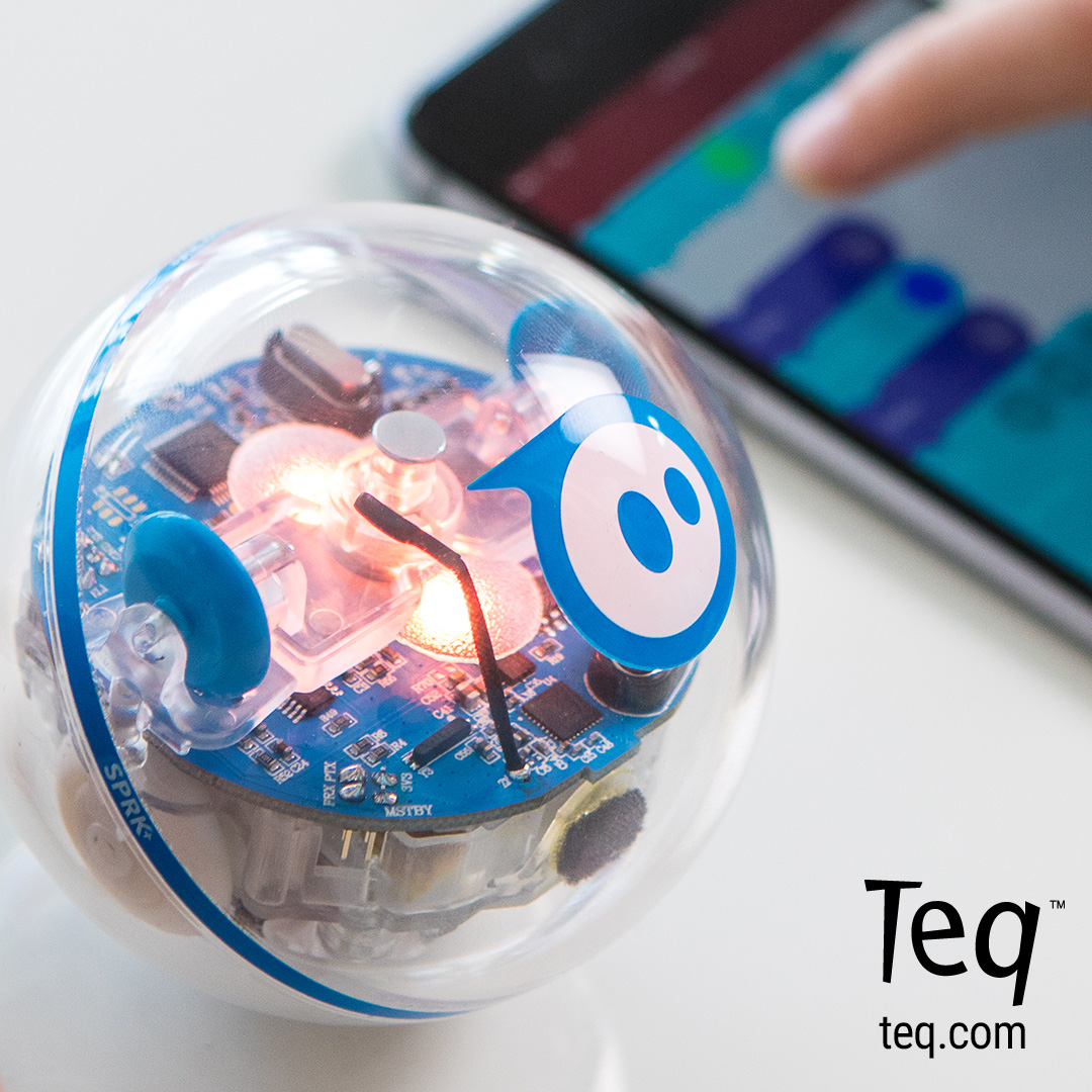 Keep Your Distance with Sphero