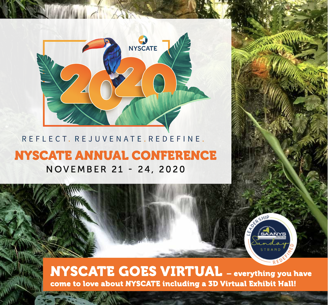 NYSCATE Annual Conference 2020