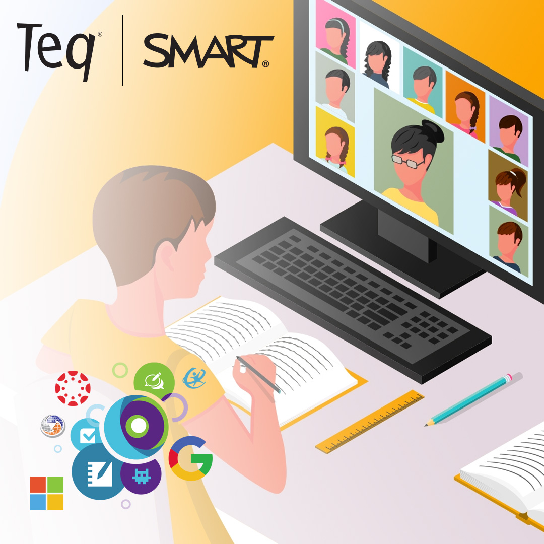 SMART Integrates with Tools Educators Use