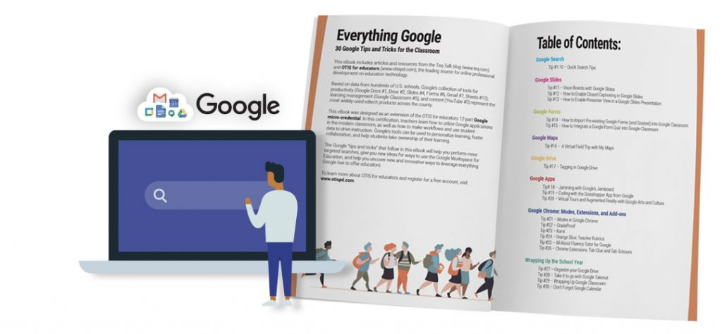30 Google Tips and Tricks for the Classroom