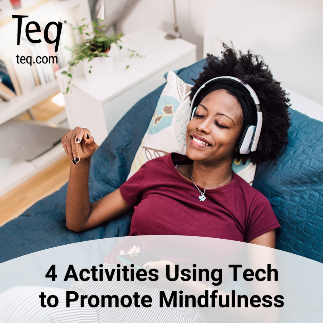 4 Great Activities Using Technology to Promote Mindfulness in the Classroom